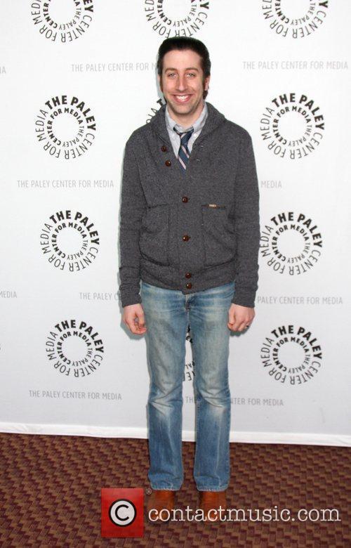 Simon Helberg The Big Bang Theory PaleyFest 09...