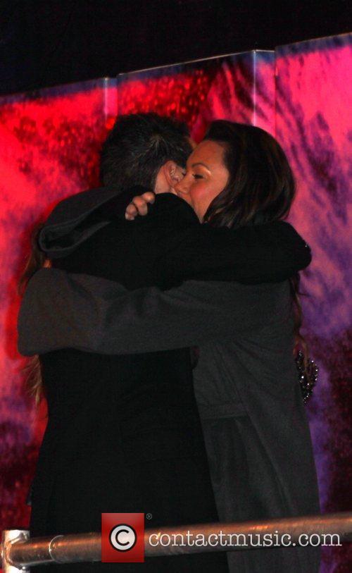 Ben Adams and Michelle Heaton Celebrity Big Brother...