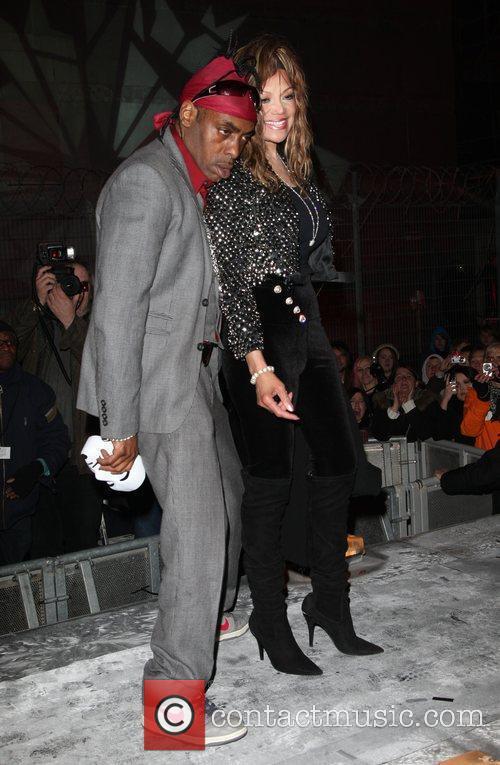 Coolio and La Toya Jackson Celebrity Big Brother...