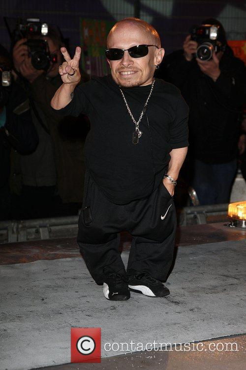 Verne Troyer is the 6th person to be...