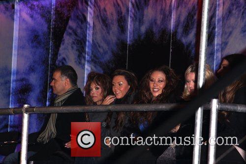 La Toya Jackson, Michelle Heaton, Mutya Buena Celebrity...