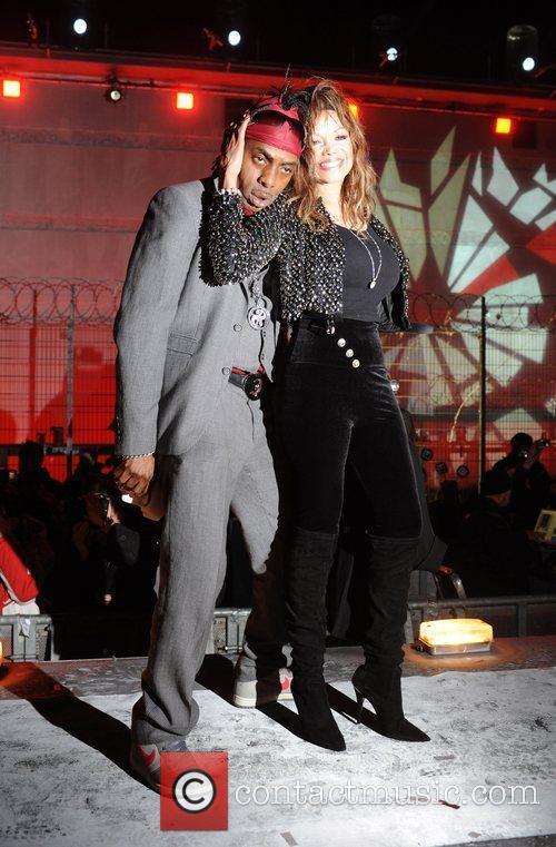 Coolio & La Toya Jackson Celebrity Big Brother...