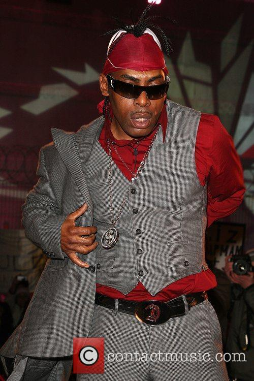 Coolio is the 8th person to be evicted...