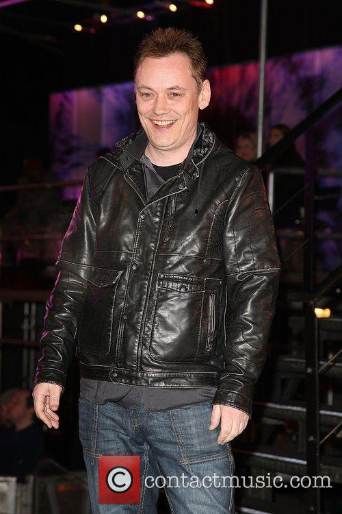 Terry Christian runner up of Celebrity Big Brother...