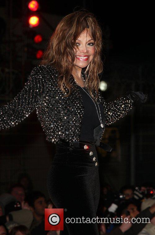 La Toya Jackson Celebrity Big Brother final Borehamwood,...