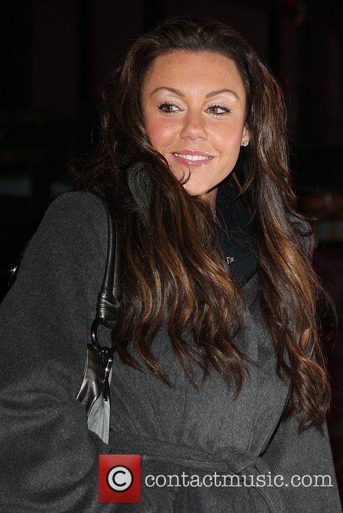 Michelle Heaton Celebrity Big Brother final Borehamwood, England