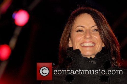 Davina McCall  Celebrity Big Brother final Borehamwood,...