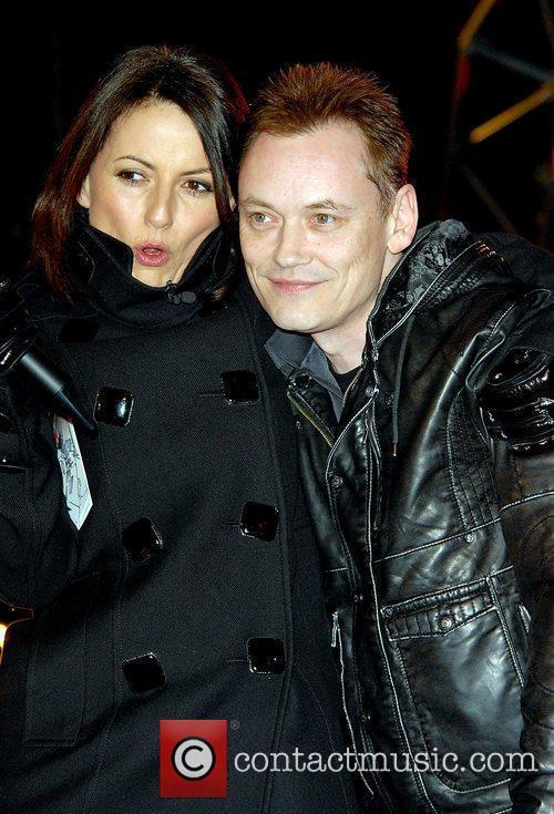 Davina McCall & Terry Christian Celebrity Big Brother...