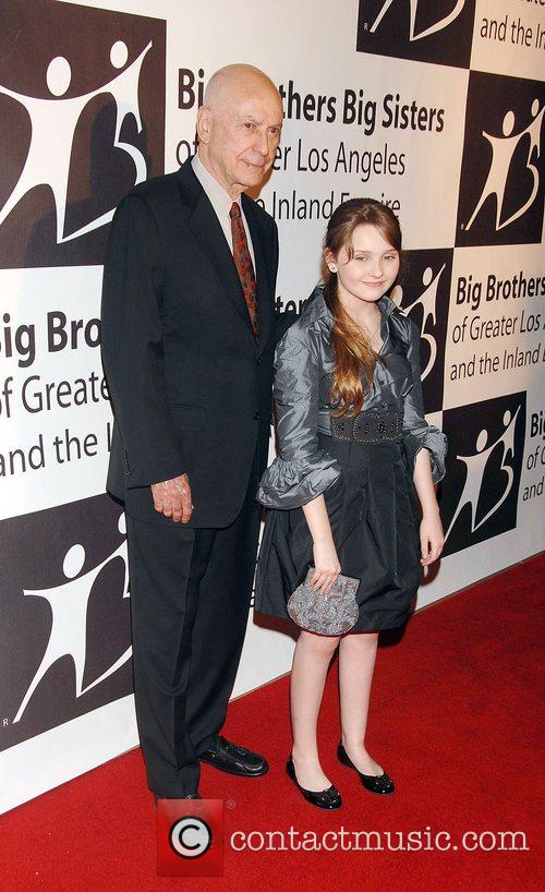 Alan Arkin and Abigal Breslin 3