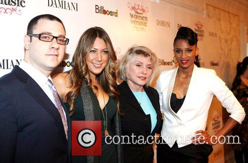 Bill Werde, Colbie Caillat, Debbie Harry, and Ciara...