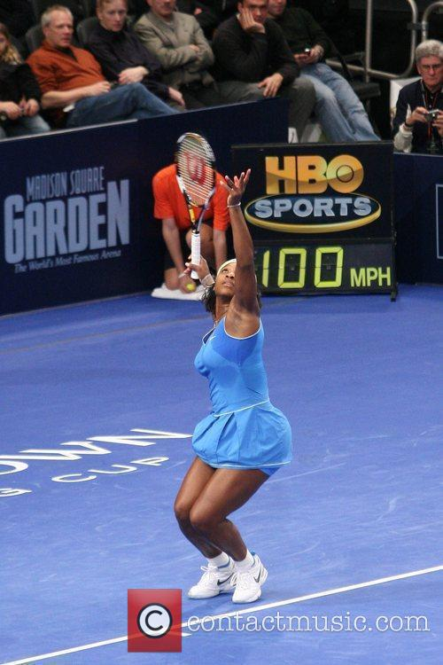 Serena Williams and Madison Square Garden 1