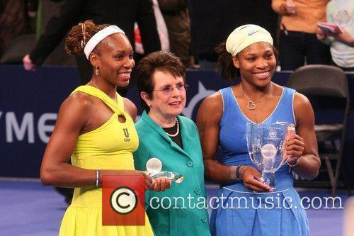 Venus Williams, Billie Jean King and Madison Square Garden 3