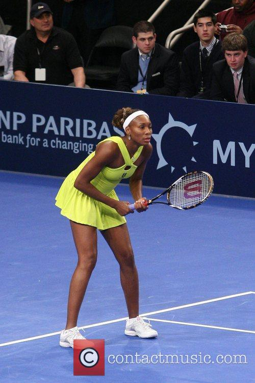 Venus Williams and Madison Square Garden 2