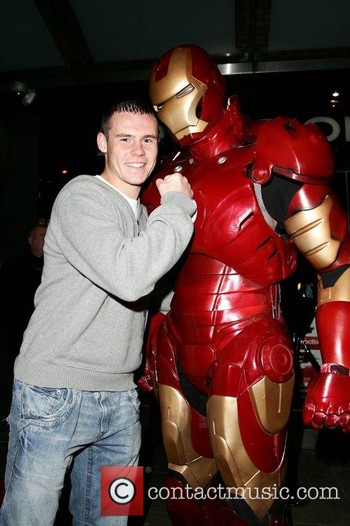 Danny Miller The Billionaire Boys Club party at...