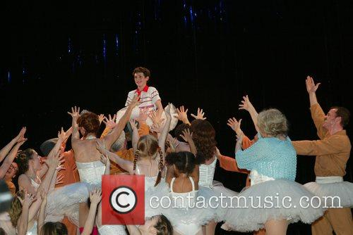 Billy Elliot Cast Opening Night Curtain Call of...