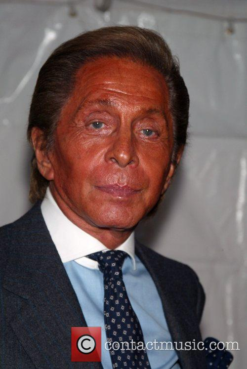 Valentino Garavani Opening Night of 'Billy Elliot The...