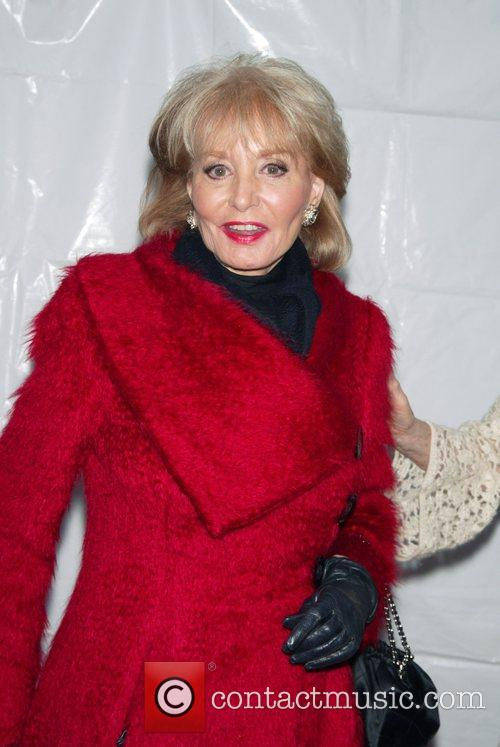 Barbara Walters, Billy Elliot, Imperial Theatre