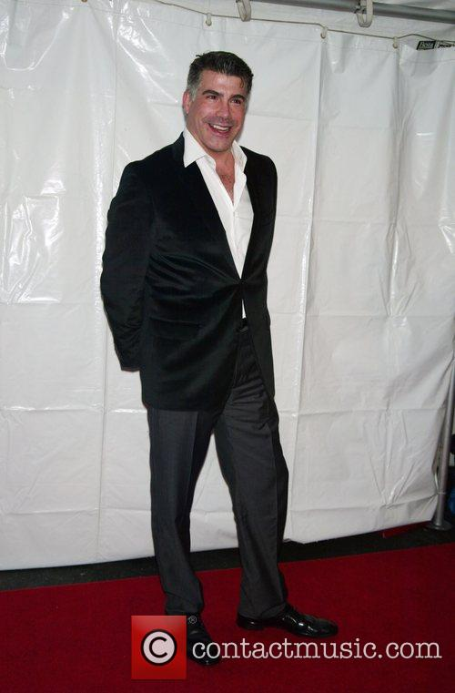 Bryan Batt Opening Night of 'Billy Elliot The...