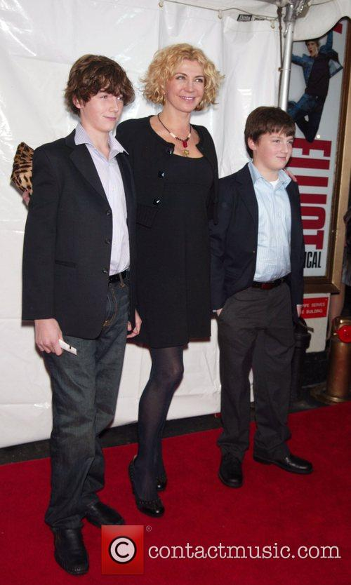 Natasha Richardson and Billy Elliot