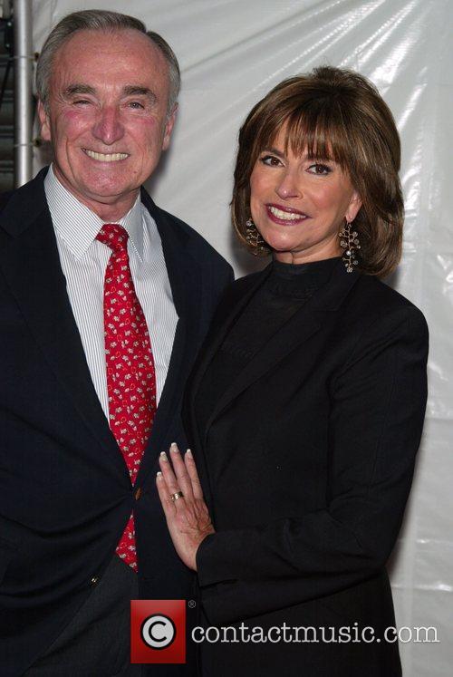 William J. Bratton and his wife Rikki Kleiman...