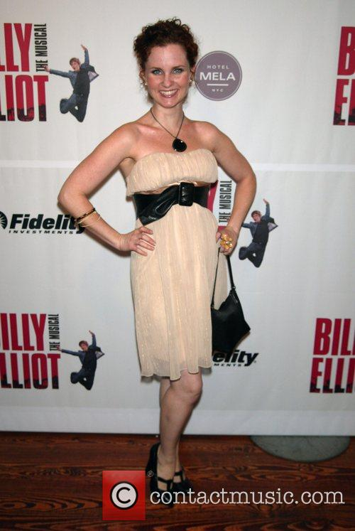Autumn Hurlbert Opening Night After Party for 'Billy...