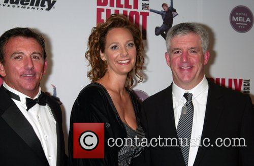 Gregory Jbara Opening Night After Party for 'Billy...