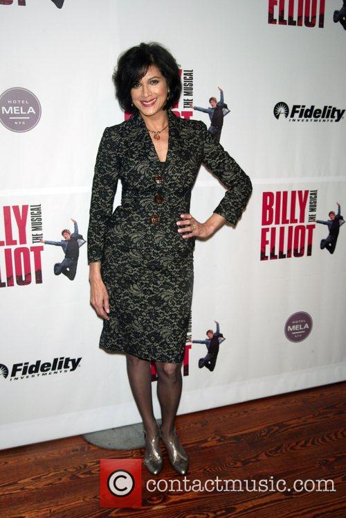 Sandra Santiago Opening Night After Party for 'Billy...