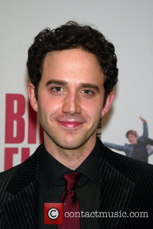 Santino Fontana Opening Night After Party for 'Billy...