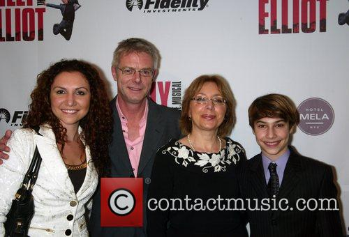 Opening Night After Party for 'Billy Elliot The...