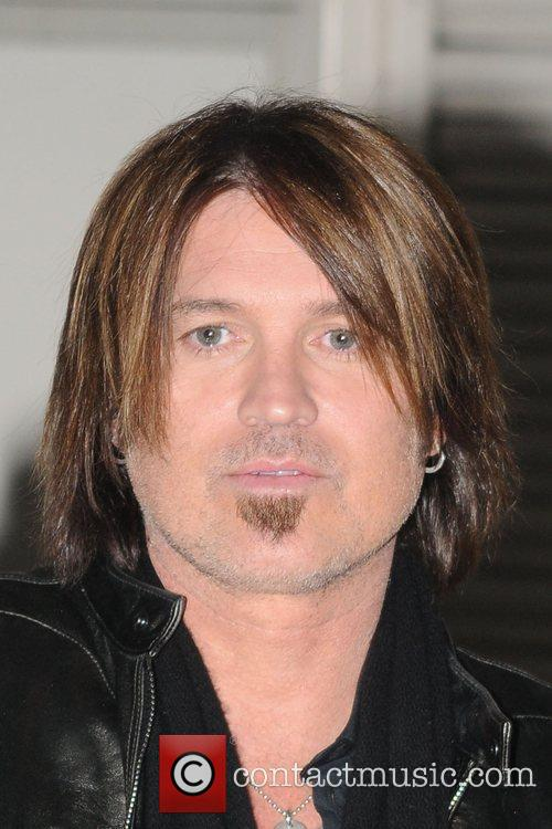 Billy Ray Cyrus seen out in central London...