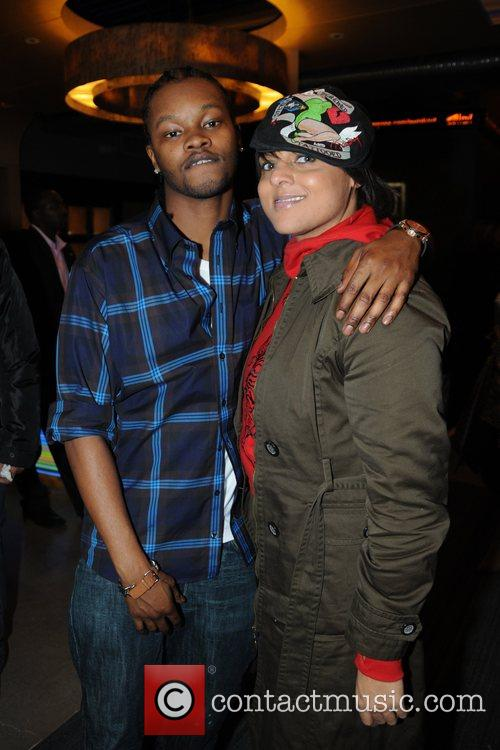 BJ the Chicago Kid and Marsha Ambrosius of...