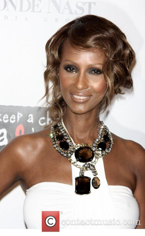 Iman Keep A Child Alive's 5th Annual Black...
