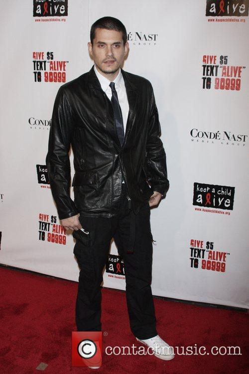 John Mayer Keep A Child Alive's 5th Annual...