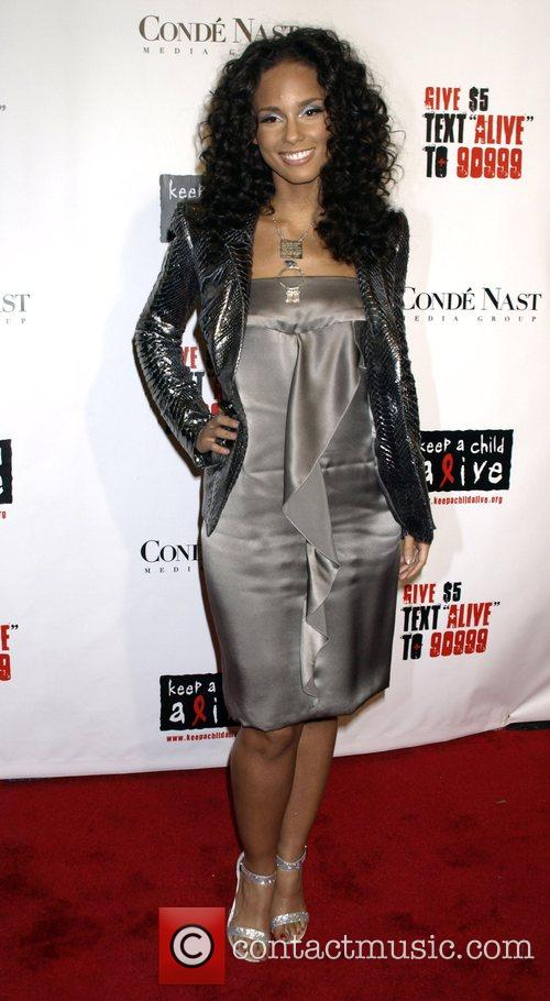 Alicia Keys Keep A Child Alive's 5th Annual...