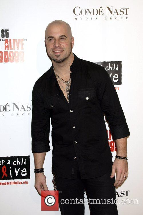 Chris Daughtry Keep A Child Alive's 5th Annual...