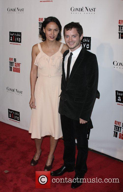 Elijah Wood and guest Keep A Child Alive's...