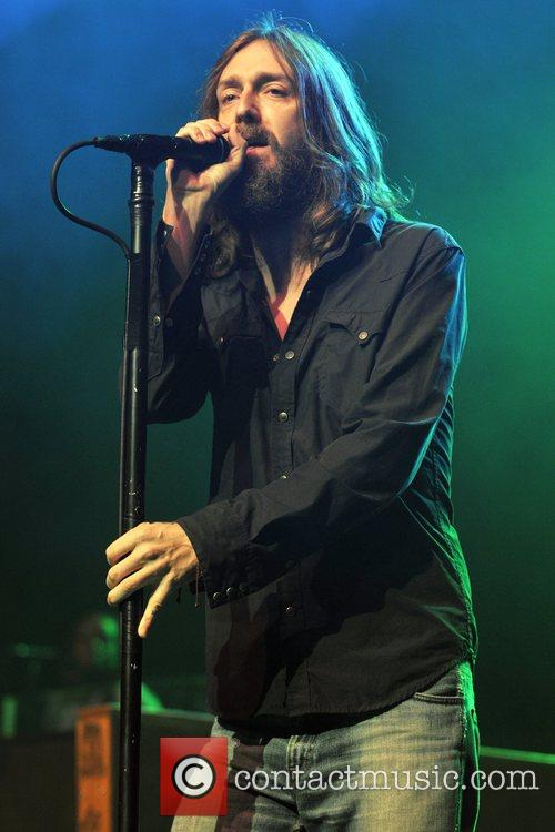 Chris Robinson and Black Crowes 7