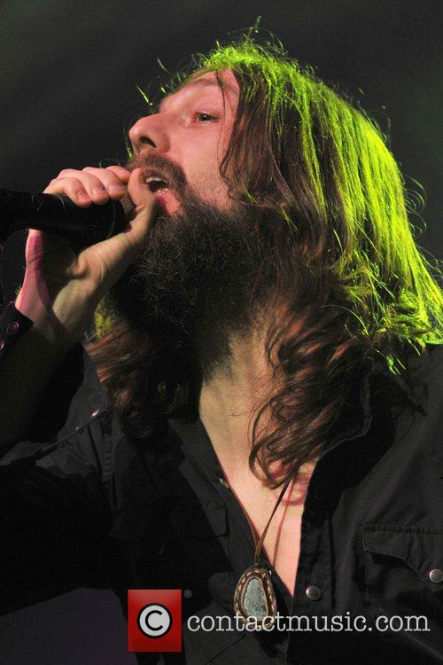 Chris Robinson and Black Crowes 8
