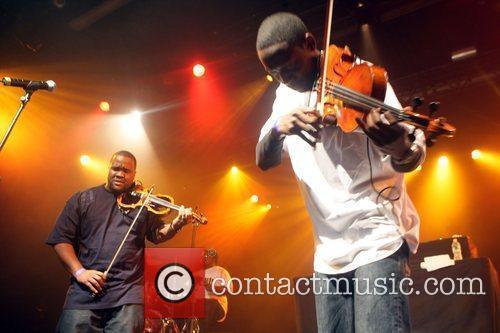 Black Violin at The Black Star Concert presented...
