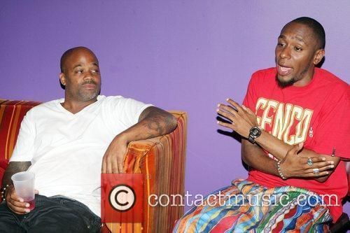 Damon Dash and Mos Def 1