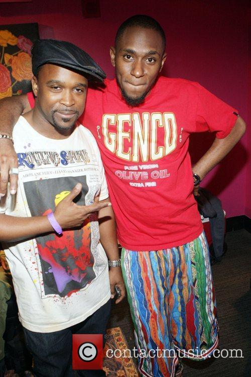 DJ Spinna and Mos Def at The Black...