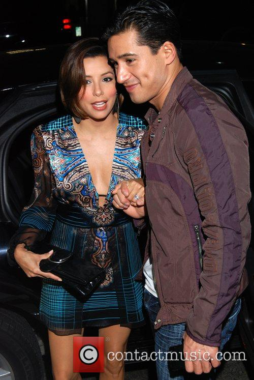 Eva Longoria and Mario Lopez 1