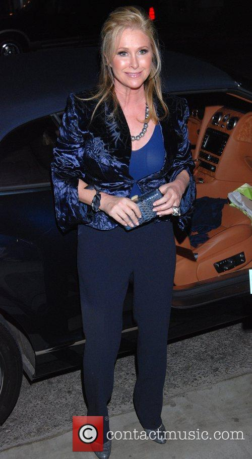 Kathy Hilton, US. Launch Party for the New...