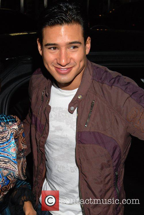 Mario Lopez, US. Launch Party for the New...