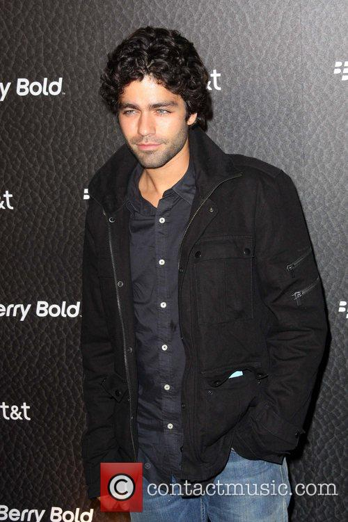 Adrian Grenier US. Launch Party for the New...