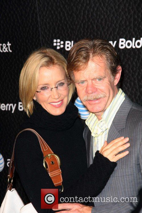 Felicity Huffman and William H. Macy 3