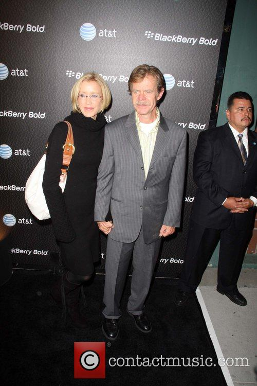 Felicity Huffman and William H. Macy US. Launch...