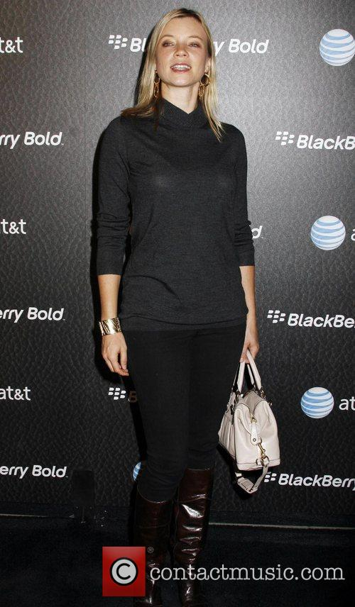 Amy Smart US. Launch Party for the New...