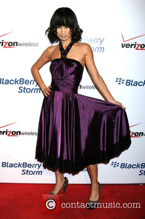 Bai Ling  The Blackberry Storm launch at...