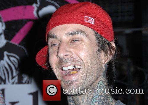 Travis Barker and Blink 182